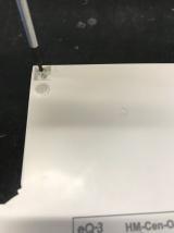 Das GEhäuseoberteil wird an allen viel Ecken mit den TORX 2,2 x 18 mm Schrauben verschraubt